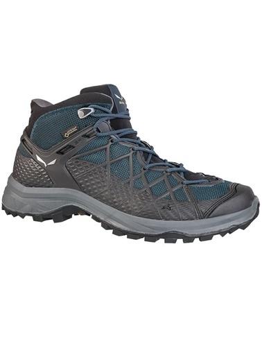 Salewa  Wild Hiker Mid Gtx Erkek Trekking Ayakkabı Siyah